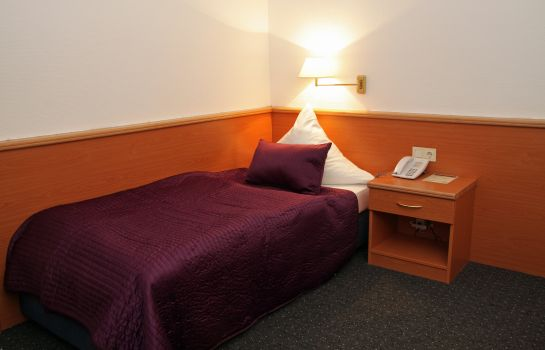 Single room (standard) Rheingoldhotel