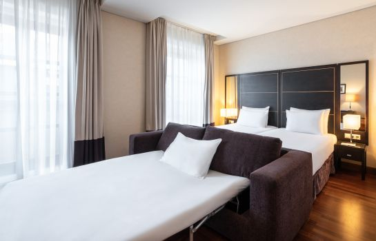 Junior Suite Eurostars Das Artes
