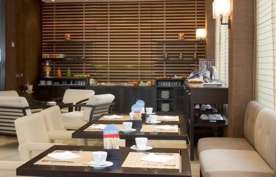 Restaurante NH Madrid Sur