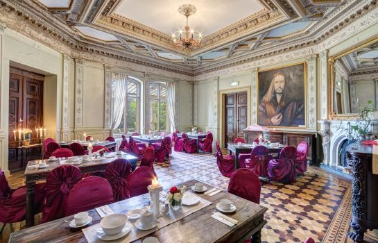 Breakfast room Schloss Hotel Neetzow