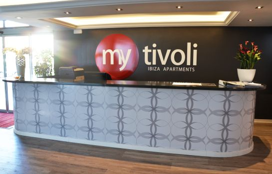 Reception Tivoli Apartments