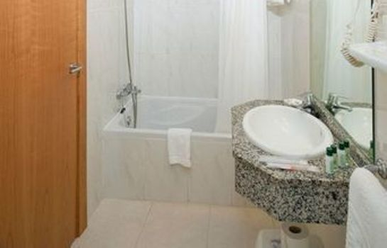 Bagno in camera Hotel Osiris Ibiza