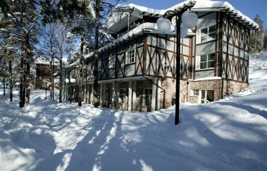 Exterior view LAPLAND HOTEL BEARS LODGE