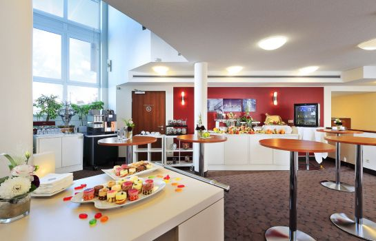 Tagungs-Foyer Best Western Premier IB Hotel Friedberger Warte