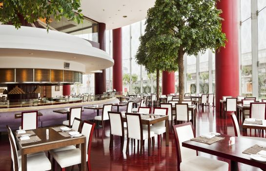 Restaurant Crowne Plaza PUDONG SHANGHAI