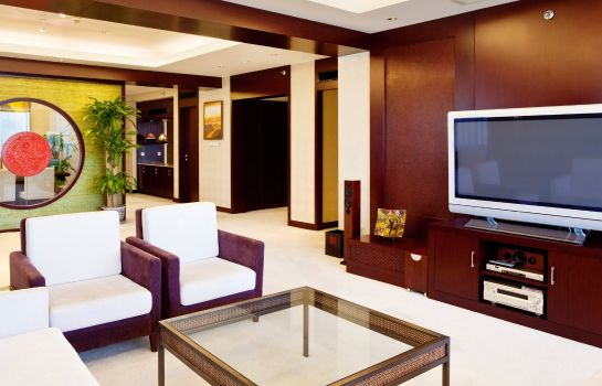 Suite Crowne Plaza PUDONG SHANGHAI