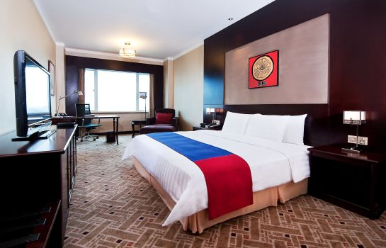 Single room (standard) Crowne Plaza PUDONG SHANGHAI