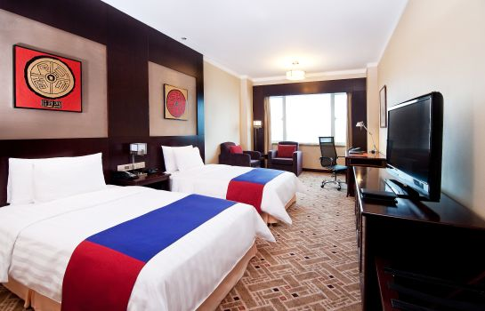 Doppelzimmer Standard Crowne Plaza PUDONG SHANGHAI