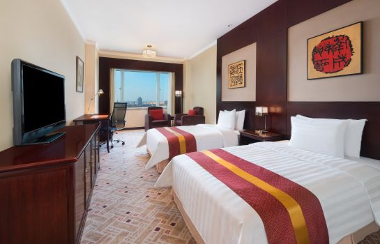 Room Crowne Plaza PUDONG SHANGHAI