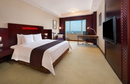 Zimmer Crowne Plaza PUDONG SHANGHAI