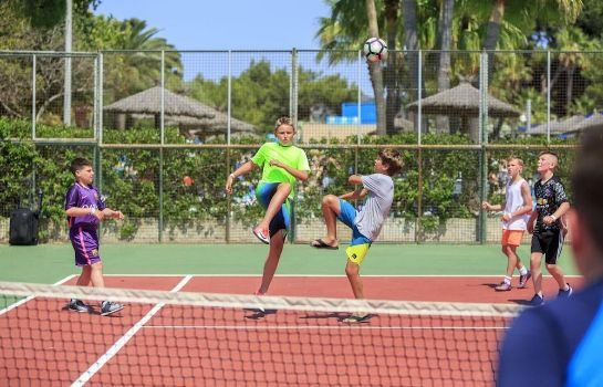 Campo de tennis Club Mac - All Inclusive Family Resort