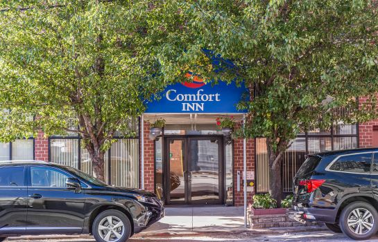 Außenansicht Comfort Inn Long Island City