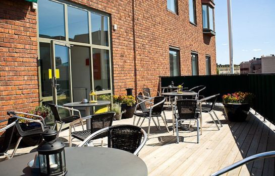 Terrasse Mornington Bromma