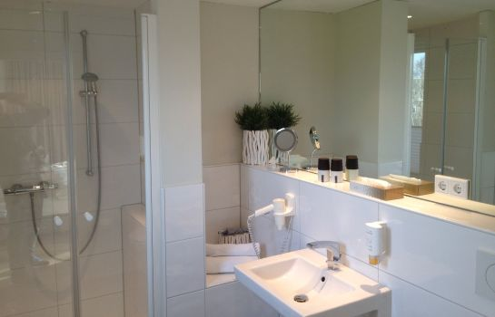 Bathroom Insel-Pension