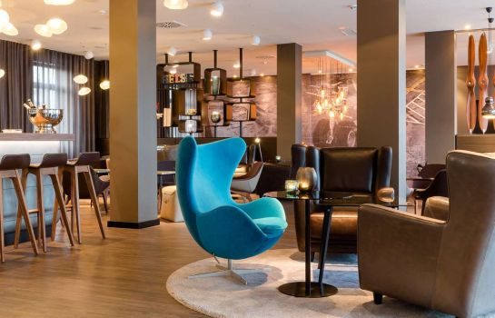 Hotel bar Motel One Airport