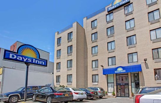 Vista esterna DAYS INN BROOKLYN NY