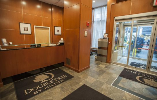 Hotelhalle Doubletree Hotel New York CIty - Chelsea