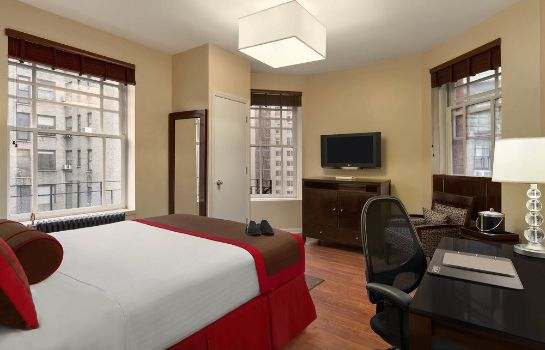 Single room (standard) Hotel Belleclaire