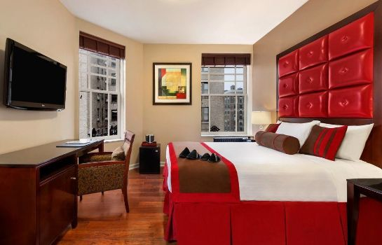 Single room (superior) Hotel Belleclaire