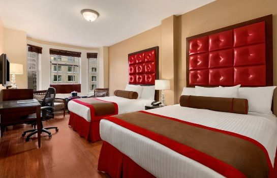 Double room (superior) Hotel Belleclaire