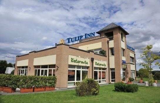 Exterior view Tulip Inn Turin West