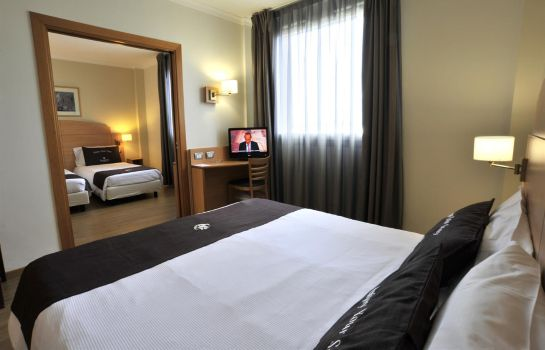 Double room (standard) Tulip Inn Turin West
