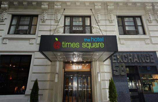 Informacja The Hotel at Times Square