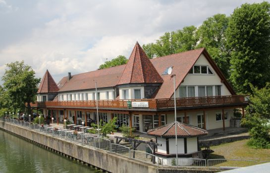Exterior view King´s Bootshaus