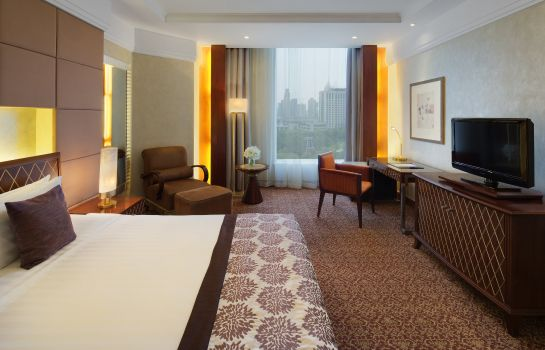 Suite Radisson Blu Hotel Shanghai New World