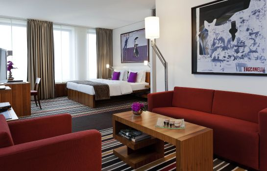 Junior Suite Sofitel Berlin Kurfurstendamm