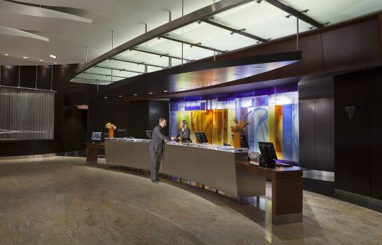 Hol hotelowy InterContinental Hotels TORONTO CENTRE