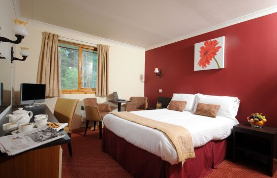 Chambre double (standard) Highlander Hotel