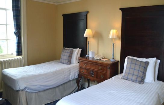 Single room (standard) Tulloch Castle Hotel