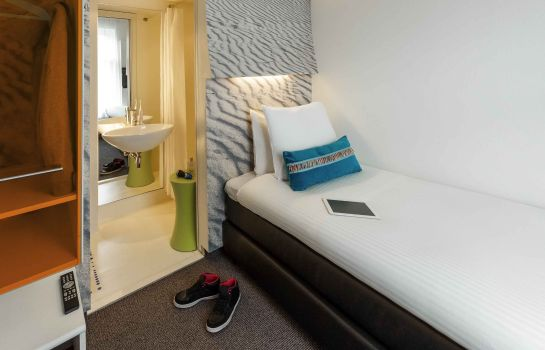 Standard room ibis Styles Amsterdam Central Station