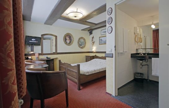 Junior Suite A-Train Hotel