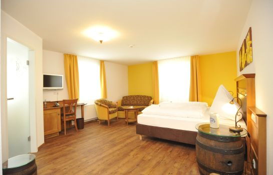 Suite Land-gut-Hotel Zur Rose