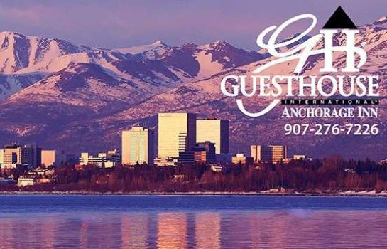 Außenansicht GuestHouse Inn & Suites Anchorage