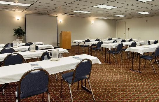 Conference room GUESTHOUSE INN N SUITES ANC GUESTHOUSE INN N SUITES ANC