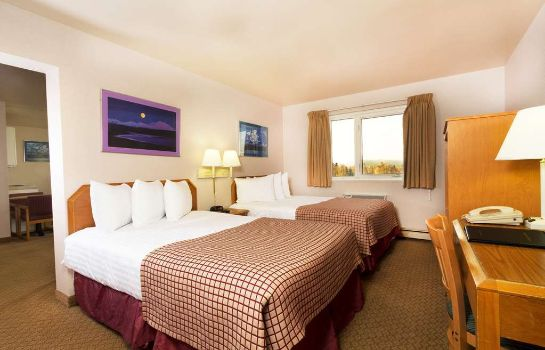 Zimmer GUESTHOUSE INN N SUITES ANC