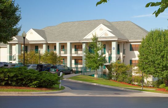 Exterior view an Ascend Resort Bluegreen Vacations The Falls Village