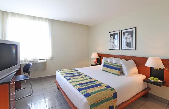 Zimmer COMFORT INN REAL SAN MIGUEL