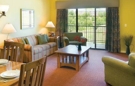 Zimmer Bluegreen Vacations The Falls Village an