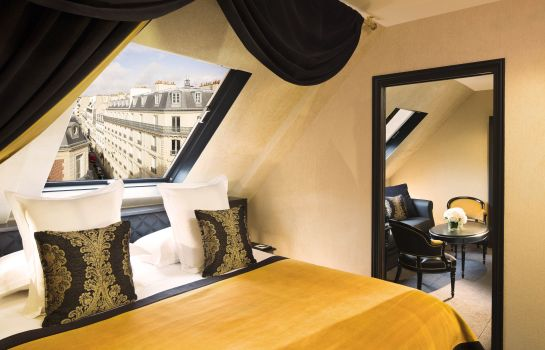 Junior suite Le Belmont Champs Elysees