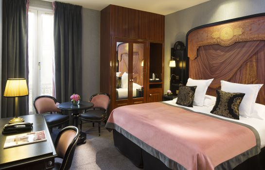 Double room (superior) Le Belmont Champs Elysees