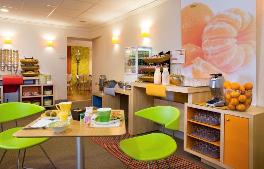 Restaurant ibis Styles Nancy Centre Gare