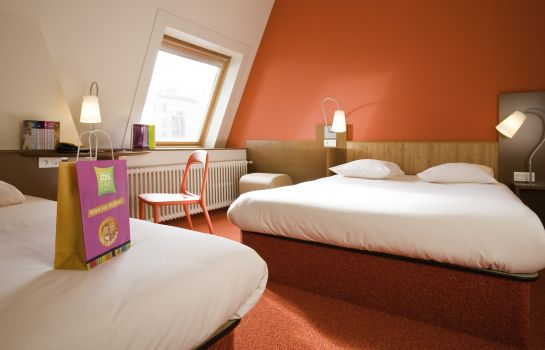 Suite ibis Styles Nancy Centre Gare