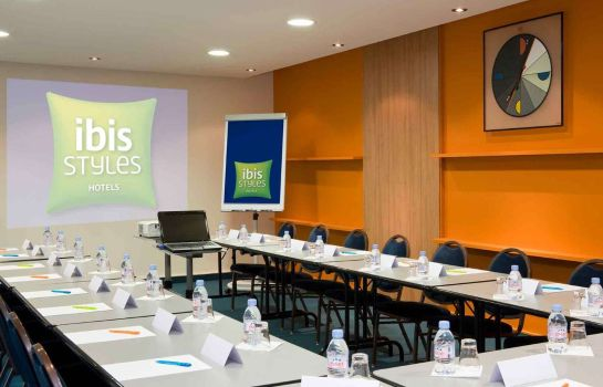 Conference room ibis Styles Nancy Centre Gare