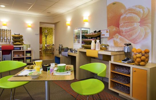 Information ibis Styles Nancy Centre Gare