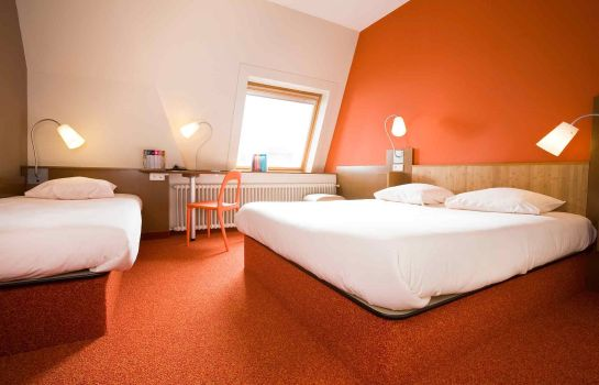 Standardzimmer ibis Styles Nancy Centre Gare