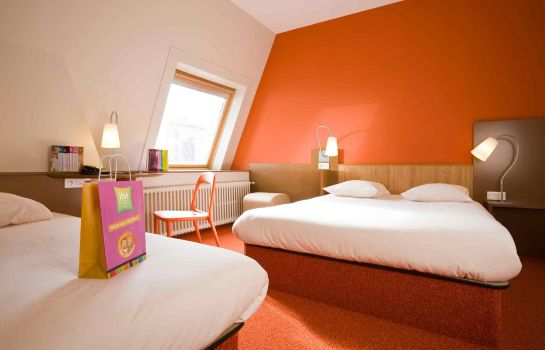 Room ibis Styles Nancy Centre Gare